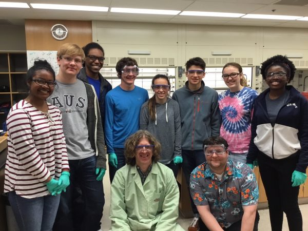 Chemistry students visit JMU lab | Eastern Mennonite School
